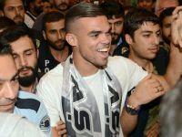 """Yıldız Oyuncu Pepe: """"Beşiktaş'ı Temsil Etmek Motivasyon Kaynağım"""""""