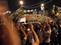 İsrail Polisinden Geri adım geldi