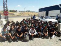 Bingöl'de 62 Yabancı Uyruklu Şahıs Yakalandı