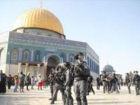 """""""Kudüs İçin Ayaktayım, Çünkü İnsanım"""""""