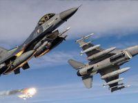 Tsk'dan bölücü örgüte Hava Harekatı