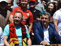 Eskişehirspor'da Sergen Yalçın İmzayı Attı