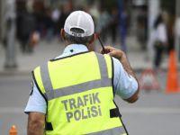 6 Bin 86 Ruhsatsız Ve Plakasız Motosiklet Trafikten Men Edildi