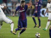 El Clasico'nun Galibi Barcelona oldu