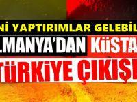 Almanya'dan skandal Türkiye hazırlığı