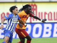 Galatasaray Hazırlık Maçında Hertha Berlin'e Yenildi