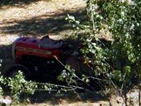 Sivas, Koyunhisar'da Traktör Devrildi: 1 Ölü (Muhammet Ağcabal)