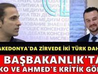 Makedonya'da Cabir Doko Ve Celil Ahmed'e kritik görev