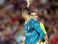 Ronaldo'ya şok eden 'Süper Kupa' Cezası