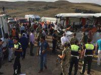 Ağrı'nın Tutak ilçesinde Trafik Kazası: 7 Ölü, 11 Yaralı