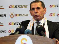 Galatasaray Başkanı Özbek'ten Arda Turan Açıklaması