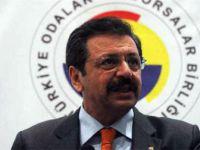 TOBB Başkanı Hisarcıklıoğlu: ''En Hızlı Büyüyen 3 Ülke Arasına Girdik''