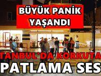 İstanbul Eyüp'te hareketli anlar