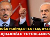 Vatan Partisi lideri Perinçek'ten Kılıçdaroğlu Açıklaması