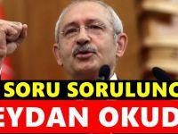 Kemal Kılıçdaroğlu: CHP susmayacak, boyun eğmeyeceğiz