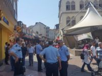 Zonguldak'ta Zabıta ve Polisten Dilenci Operasyonu