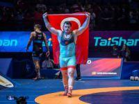 Rıza Kayaalp, 3. Kez Dünya Şampiyonu Oldu