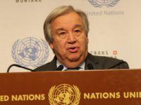 BM Genel Sekreteri Antonio Guterres, Filistin ve İsrail'i Ziyaret Edecek