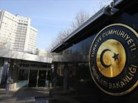 Türkiye'den Bae Dışişleri Bakanı Şeyh Abdullah Bin Zayed'e Tepki
