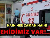 Hakkari Çukurca'da 1 asker şehit düştü : Hainler Bayramda'da boş durmadı :