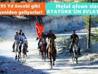 95 Yıl Sonra yeniden İzmir'e geliyorlar! Helal olsun size..