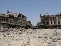 Irak'ın Musul Kentinde Enkaz Altından 2 Bin 100 Sivilin Cesedi Çıkarıldı