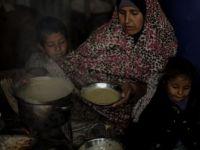 Gazze'deki Nüfusun Yüzde 80'i Fakirlik Seviyesinin Altında Yaşıyor