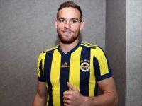 Fenerbahçe, Vincent Janssen'i Sezon Sonuna Kadar Kiraladı