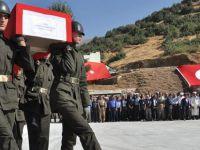 Hakkari'de Şehit Güvenlik Korucusu İçin Tören düzenlendi
