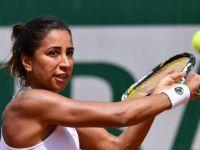 Milli Tenisçi Çağla Büyükakçay, Fransa'daki Turnuvaya Veda Etti