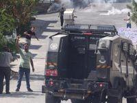 İsrail kan kusturmaya devam ediyor : 3 Filistinliyi Yaraladılar