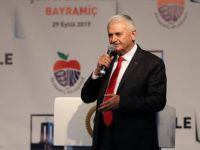 Yıldırım Erbil'e yönelik uçuşların durdurulduğunu Açıkladı