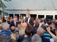 Makedonya THP'den yerel seçimlere ilişkin zafer açıklaması