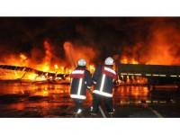 Tarsus Halinde Yangın
