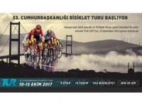 Pedallar 53. Cumhurbaşkanlığı Bisiklet Turu İçin Çevrilecek