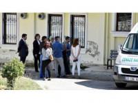 Hdp'li Vekiller Muğla'daki Teröristlerin Cenazesini Aldı
