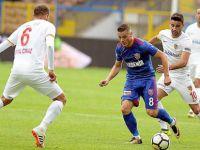 Karabükspor Kayserispor maç özeti ! Maç Sonucu 1 - 0