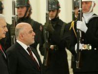 Türkiye'de Irak Başbakanı İbadi Resmi Törenle Karşılandı