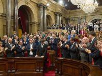 Katalonya Tek Taraflı Bağımsızlık İlan Etti