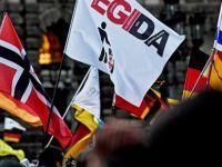 Almanya'da Irkçı Pegıda hareketi Gösteri yaptı