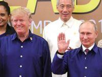 Trump: Putin'e Seçimlere Müdahale Edip Etmediğini Sordum