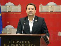 Makedonya'da bir ilk! Genç Milletvekili Enes İbrahim THP Genel Başkanı oluyor