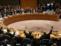 Rusya, BMGK'daki Kudüs Vetosu İçin ABD'yi Suçladı
