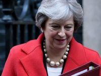 İngiltere'de Kabine Değişikliğine Gidildi