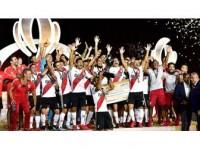 'Superclasico'nun Galibi River Plate