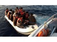 Güvenlik Güçleri 144 Bin Mağduru Göçmen Kaçakçılarından Kurtardı