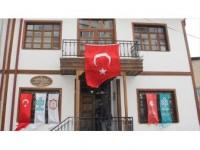 Aşık Veysel Kültür Ve Sanat Evi Açıldı