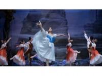 Dünya Klasiği 'Giselle' Balesi 10 Yıl Aradan Sonra Başkentte
