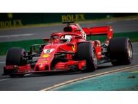 Ferrari 2018'e İyi Başladı