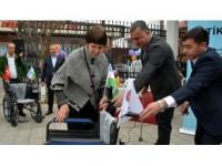 Tika'dan Özbekistan'daki Engellilere Nevruz Hediyesi